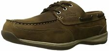 Rockport Works Men's Sailing Club 3 Eye Tie Boat Shoe - Choose SZ/Color