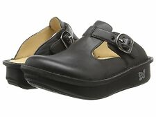 Alegria Women's Classic Black Napa Casual Leather Shoes ALG-601 choose size