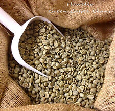 5 Green Coffee Beans for home roasters - many origins to choose from