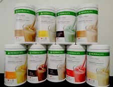 NEW!! HERBALIFE  FORMULA 1 NUTRITION SHAKE 12 MULTIPLES FLAVORS FREE SHIPPING!!