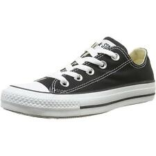 Converse Chuck Taylor All Star Black Textile Trainers
