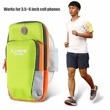 FLOVEME Sports Running Armband Jogging Bag Pouch Cover Case for iPhone 7 6S Plus