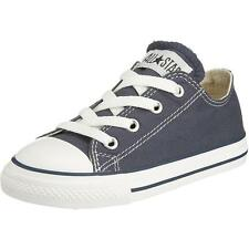 Converse Chuck Taylor All Star Infant Dark Navy Textile Trainers