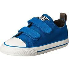 Converse Chuck Taylor All Star 2V Infant Larkspur Textile Trainers