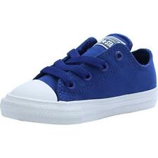 Converse Chuck Taylor All Star II Infant Sodalite Blue Textile Trainers