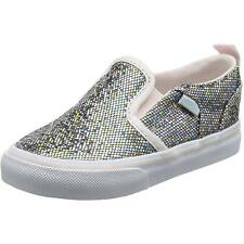 Vans Asher Giltter V Infant Multi Textile Trainers