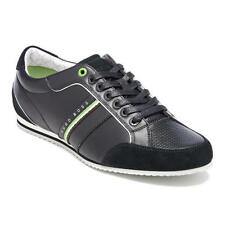 Boss Green by HUGO BOSS Mens Victoire LA Charcoal Trainers