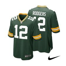 NEW Nike Youth Aaron Rodgers On Field Jersey Green Bay Packers #12 ALL SIZES $75