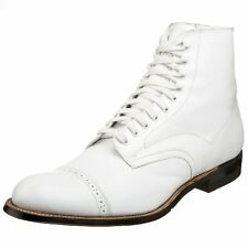Stacy Adams MADISON BOOT Mens Madison Cap-Toe Boot- Choose SZ/Color.