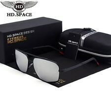 Classic Mens Aviator Polarized Sunglasses Outdoor Sports Driving Fishing Eyewear