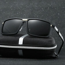 Mens Fashion Polarized Driving Aviator Sunglasses Shades Outdoor Sports Eyewear