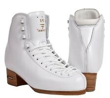Risport RF 3 junior Figure Skates white BOOT ONLY - Free Postage