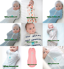 ergoPouch ergoCocoon 0.2 TOG Baby Swaddle Wrap Love to Zip Up Dream Sleep Bag