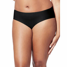 Just My Size Cotton-Stretch Women's Hipster Panties — 5-Pair Pack 1740C5