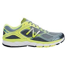 New Balance 860v6 MEN'S RUNNING SHOES,GREY/YELLOW*USA Brand-Size US 11, 12 Or 13