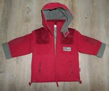 BABY TODDLER SNOW ski WINTER PADDED 2-tone JACKET 18mth 24mth 2yo RED khaki NWT