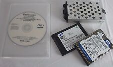 Panasonic Toughbook CF-19 (Hard Drive  + Caddy + Recovery DVD) All Marks
