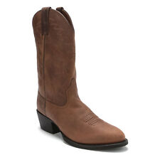 Ariat Men's Sedona Leather Western/Cowboy/Riding Boots Brown--8.5us