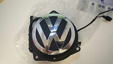 VW GOLF MK5 MK6 BADGE REAR VIEW CAMERA 5K0827469 Repaired unit, fully working