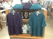 6 Shirts BULK! NEW! Men's Outer Banks Size L Polo Casual Shirt Choose Color
