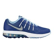 Nike Air Max Dynasty GIRL'S RUNNING SHOES,BLUE/SILVER*USA Brand-Size US 5,6 Or 7