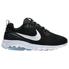 Nike Air Max Motion WOMEN'S CASUAL SHOES,BLACK/WHITE*USA Brand-Size US 6, 7 Or 8