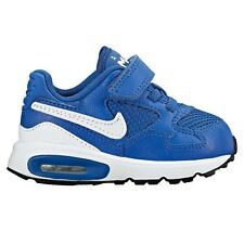 Nike Air Max ST TODDLER BOY'S SHOES, BLUE/WHITE *USA Brand - Size US 4, 5 Or 6