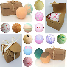 "Luxury Bath Bombs - Fizzers - Gift Boxed - """" 40 LUSH Fragrances """" -  4 for 3"