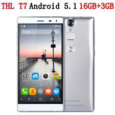 "THL T7 5.5 "" 4G Phablet Android 5.1 MTK6753 64bit Octa Core 1.3GHz 16GB 13.0MP"