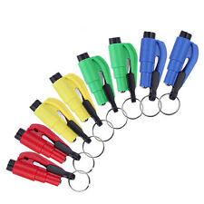 Key Chain Save oneself Car Escape Tool Safety Hammer Seat Belt Auto Emergency