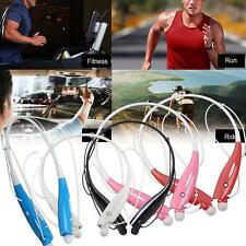Stereo Bluetooth Hands-Free Wireless Headset Earphone Earpiece Mobile Phone SD
