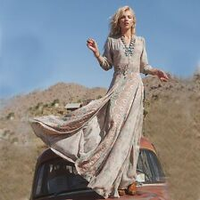 Dress Beach Dress Fashion Women Chiffon Summer Boho Long Maxi Evening Party