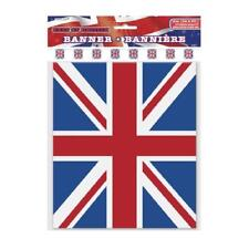 Celebration GB British Union Jack Bunting 10m 32Ft Queen Royal Family Jubilee