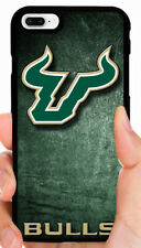 USF BULLS SOUTH FLORIDA COLLEGE PHONE CASE COVER FOR iPHONE 7 6S 6 PLUS 5C 5S 4S