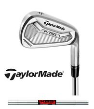 New Taylormade Golf P 750 Irons 2017 P750 Iron Set KBS Tour FLT Steel