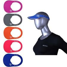 Unisex Tennis Golf Cap Adjustable Breathable Snapback Sun Visor Summer Hat