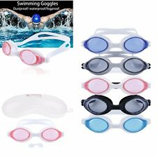 Professional Clear Adult Swim Goggles Anti Fog UV Plating Glasses Goggles ZP