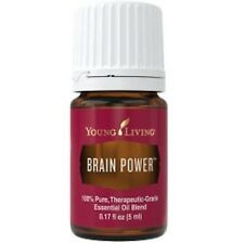 BRAIN POWER YOUNG LIVING BRAIN POWER 5 ml - NEW!! UNOPENED! SPECIAL!!