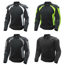 Fly Racing Mens Cool Pro Mesh Motorcycle Jacket Riding Gear - Pick Size & Color