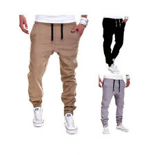 1Pcs Jogge Hot Fashion Trousers Sweatpants Slacks Sportwear Dance Cotton Casual