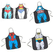 Sexy Novelty Funny Naked Men Women Kitchen Cooking Chef BBQ Party Apron Gift DN6