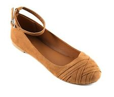 Womens Round Toe Soft and Comfortable Basic Canvas Slip On Ballet Flats Shoes Wi