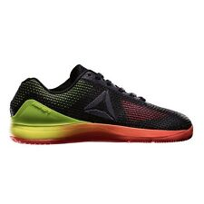 Reebok Crossfit Nano-7 MEN'S CROSS TRAINING SHOES,YELLOW/BLACK-US 7, 8, 8.5 Or 9