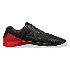 Reebok CrossFit Nano-7 MENS TRAINING SHOES,BLACK/RED/WHITE-Size US 11.5,12 Or 13