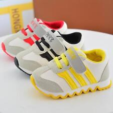 Baby Toddler Athlet Sports Shoes Kids Canvas Casual Flats Running Sneaker Y 1-3