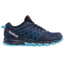 Reebok Trail Warrior WOMEN'S TRAIL RUNNING SHOES,BLUE/GREY- US 6, 6.5, 7 Or 7.5