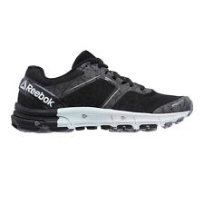 Reebok One Cushion-3.0 Nite WOMEN'S RUNNING SHOES,BLACK/WHITE-Size US 6,6.5 Or 7