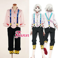 New Anime Tokyo Ghoul Cosplay Costume of Juzo Suzuya Japan Uniform Unisex *S-XL*