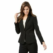 The Collection Petite Womens Black Suit Jacket From Debenhams