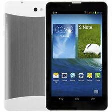 """XGODY 7"""" GSM 3G Phablet Android 4.4 PC Tablet Bluetooth Dual Camera Smart Phone"""